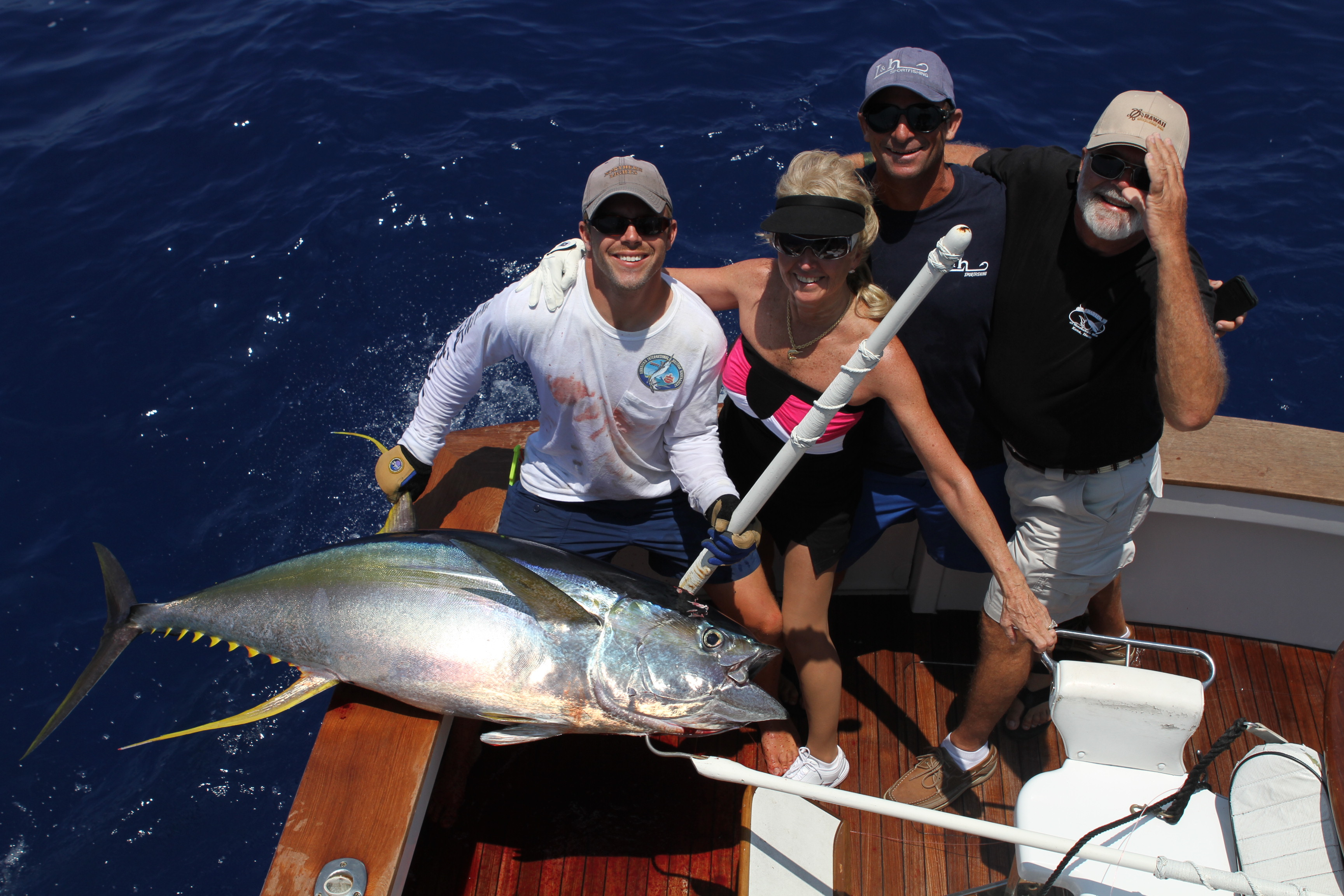 Kona fishing charter archives page 3 of 13 for Hawaii fishing charters